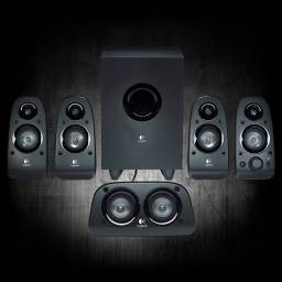 Home Theater 5.1 LOGITECH  Z506