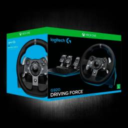 Volante Logitech G920 XBOX ONE/PC