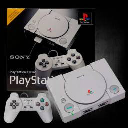 Consola PLAYSTATION 1 Classic