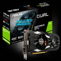ASUS GTX 1660TI OC 6GB DUAL FAN