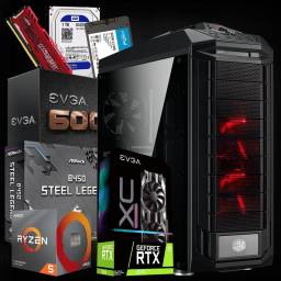 PC RYZEN 5 16GB RAM 1TB RTX 2070 Super